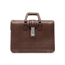 Centennial Woodrow - B1264 - Limited Edition Leather Briefcase