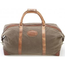"Twain - L3043 - 22"" Canvas Duffel"